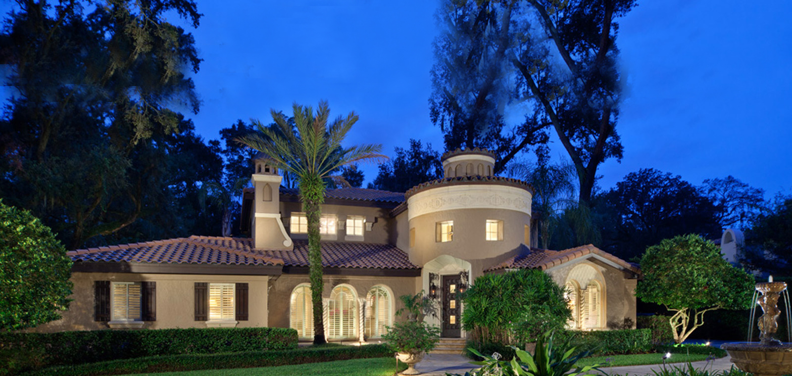 Luxury homes in Central Florida - Chris Quarles Properties